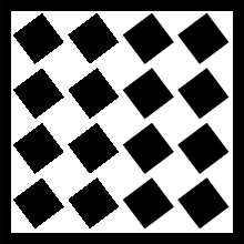 A screenshot of the edge-distance anti-aliasing demo